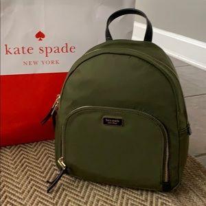 NWT last one❤️ Kate Spade Medium Nylon Backpack
